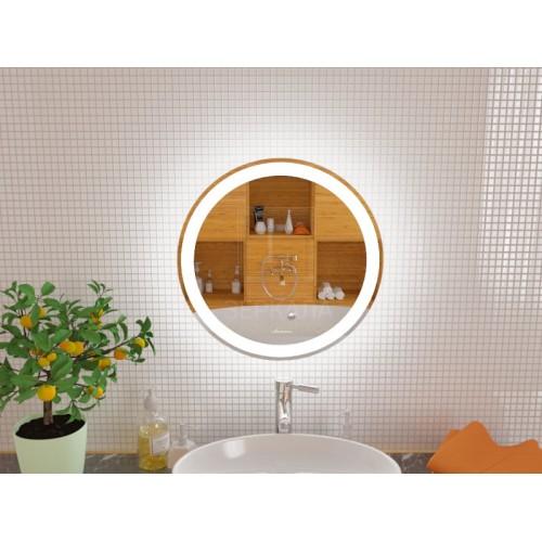 Зеркало с подсветкой для ванной комнаты Латина