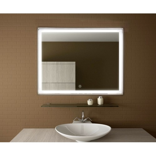 Зеркало в ванну с подсветкой Люмиро